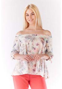 Bluzka hiszpanka Lou-Lou w kwiaty