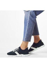 Niebieskie buty sportowe TOMMY HILFIGER