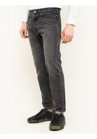 Levi's® Jeansy 501® 28894-0169 Szary Slim Fit. Kolor: szary. Materiał: jeans