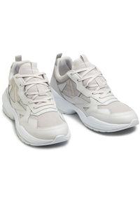 Szare buty sportowe ARKK Copenhagen z cholewką, na co dzień