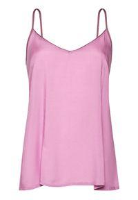 Różowa piżama