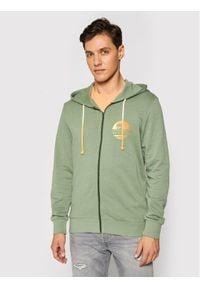 Jack & Jones - Jack&Jones Bluza Laguna 12188282 Zielony Regular Fit. Kolor: zielony