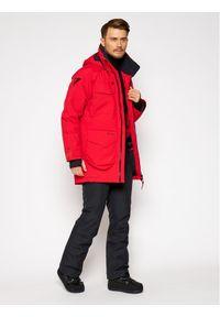 Musto Kurtka żeglarska Evo Gtx 82038 Czerwony Regular Fit. Kolor: czerwony