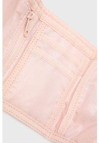 Puma - Portfel. Kolor: różowy. Materiał: materiał. Wzór: gładki
