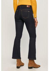 Niebieskie jeansy bootcut Pepe Jeans #4