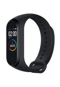 Czarny zegarek Xiaomi cyfrowy, sportowy