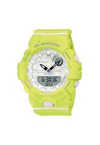 Żółty zegarek G-Shock