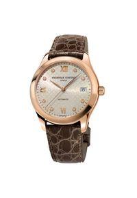 FREDERIQUE CONSTANT RABAT ZEGAREK FC-303LGD3B4. Rodzaj zegarka: smartwatch. Styl: klasyczny, elegancki
