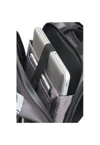 Czarny plecak na laptopa Samsonite młodzieżowy