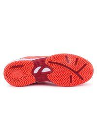 Pomarańczowe buty do tenisa Head