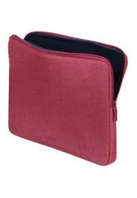 Czerwone etui na laptopa RIVACASE eleganckie #7