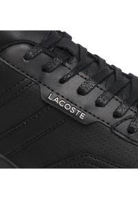 Lacoste Sneakersy Hapona 0721 1 Cma 7-41CMA004302H Czarny. Kolor: czarny