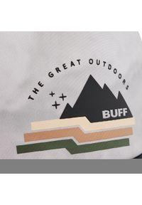 Buff - Czapka z daszkiem BUFF - Trucker Cap 127792.555.30.00 Sim Multi. Kolor: szary. Materiał: materiał, poliester