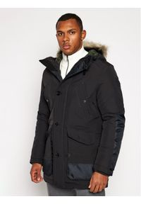 Czarna parka G-Star RAW