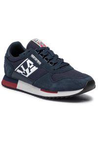 Niebieskie sneakersy Napapijri