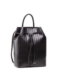 Czarny plecak Gino Rossi