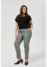 Spodnie MOODO długie, w kratkę