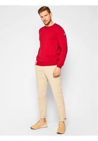 Czerwony sweter klasyczny North Sails #5