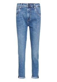 Pepe Jeans Jeansy ARCHIVE Violet PL201742 Granatowy Regular Fit. Kolor: niebieski