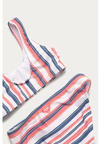 Wielokolorowy strój dwuczęściowy Roxy z odpinanymi ramiączkami
