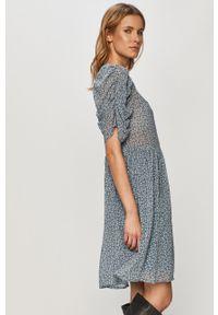 Sukienka only casualowa, mini, rozkloszowana
