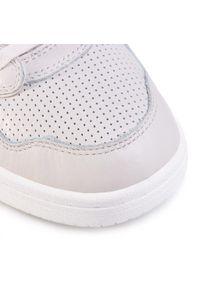 Szare sneakersy New Balance