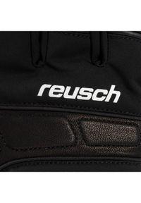 Czarna rękawiczka sportowa Reusch narciarska, Gore-Tex