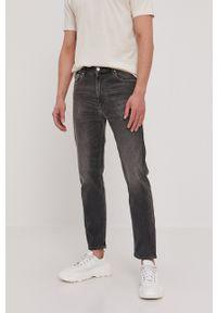 Tommy Jeans - Jeansy Dad Jean. Kolor: szary