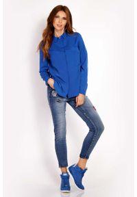Niebieska koszula Lou-Lou