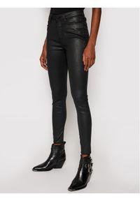 TOMMY HILFIGER - Tommy Hilfiger Jeansy Skinny Fit Soft Harlem WW0WW28824 Czarny Ultra Skinny Fit. Kolor: czarny