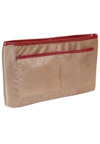 Torba na laptopa MCKLEIN Lake Forest 15.6 cali Czerwony. Kolor: czerwony. Materiał: skóra. Styl: klasyczny, elegancki, casual #5