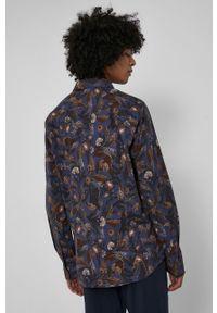 medicine - Medicine - Koszula Tapestry. Materiał: bawełna, tkanina. Długość rękawa: długi rękaw. Długość: długie
