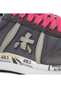 Szare sneakersy Premiata
