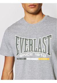 Szary t-shirt EVERLAST
