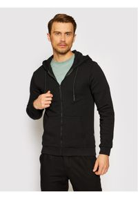 Only & Sons - ONLY & SONS Bluza Ceres Life Zip 22018684 Czarny Regular Fit. Kolor: czarny