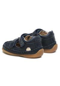 Froddo - Sandały FRODDO - G2150129 M Dark Blue. Kolor: niebieski. Materiał: skóra. Sezon: lato. Styl: klasyczny