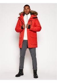 Didriksons Kurtka zimowa Marco 503203 Czerwony Regular Fit. Kolor: czerwony. Sezon: zima