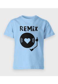 MegaKoszulki - Koszulka dziecięca Remix. Materiał: bawełna