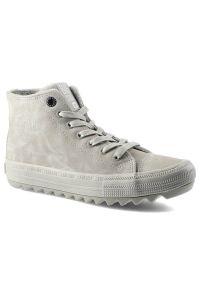 Big-Star - Sneakersy BIG STAR GG274070 Szary. Kolor: szary