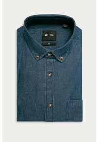 Niebieska koszula Only & Sons casualowa, na co dzień