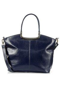 Niebieska torebka DAN-A