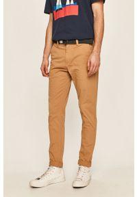 Spodnie Tommy Jeans casualowe, na co dzień
