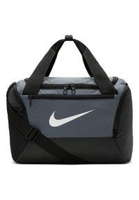 Torba sportowa Nike Brasilia Ekstra Small BA5961. Materiał: materiał, poliester. Sport: fitness