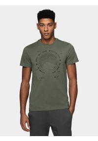 Koszulka sportowa 4f z nadrukiem