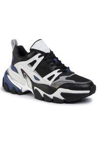 Czarne sneakersy Michael Kors z cholewką