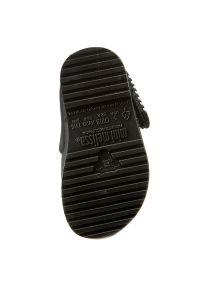 Czarne sandały melissa z aplikacjami, na co dzień