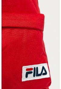 Fila - Plecak. Kolor: czerwony
