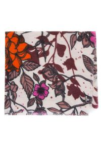 Szalik Wittchen w kwiaty, na zimę