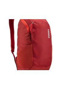 Czerwona torba podróżna THULE