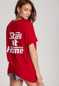 Czerwona bluza Renee